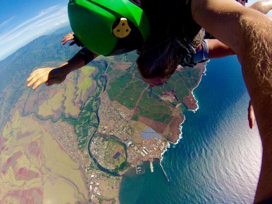 Skydive Kauai