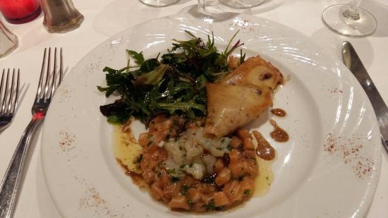 Орри-ла-Виль, Франция: super le repas