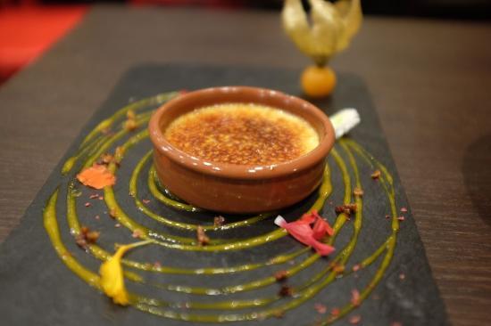 Chez Grégoire : Crème brûlée