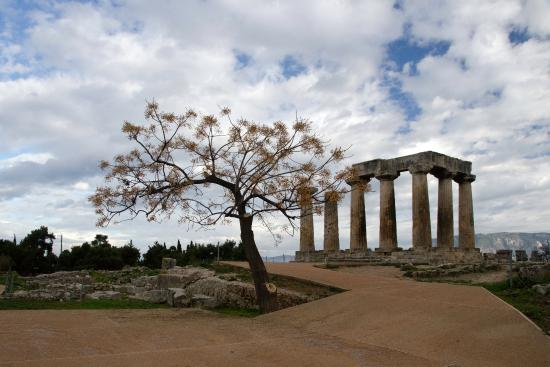 George's Taxi - Private Tours : Ancient Corinth