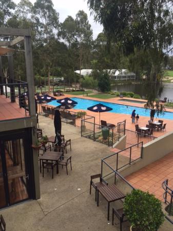 Cypress Lakes Resort By Oaks Hotels & Resorts: Pool area