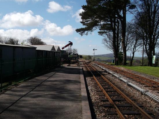Parracombe, UK: Lynton & Barnstaple Railway