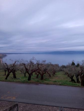 Hotel Trasimeno : Bel paese bellissimo lago