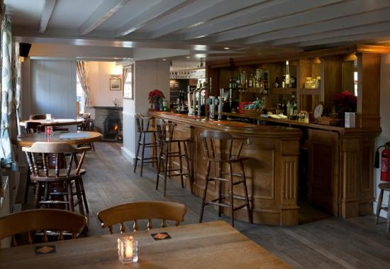 Wittersham, UK: bar
