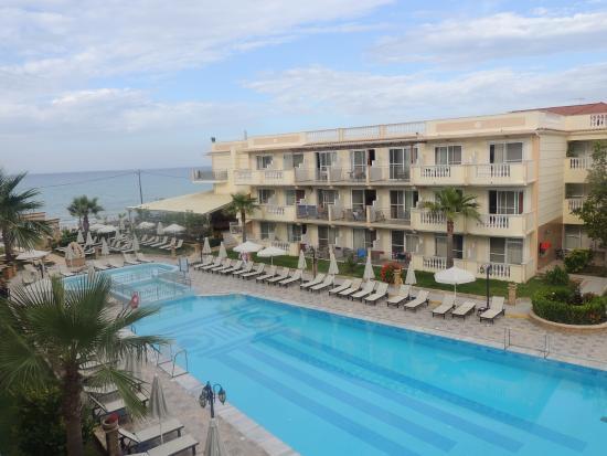 Zante Maris Hotel: Pool