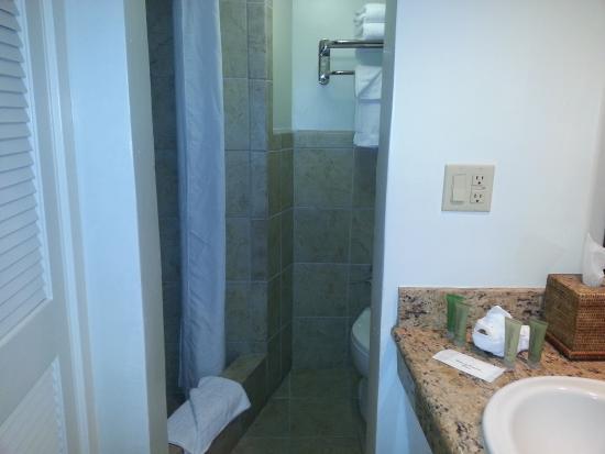 The Equus Hotel: Bathroom