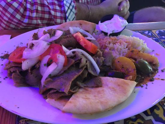 Fantastic Greek Food