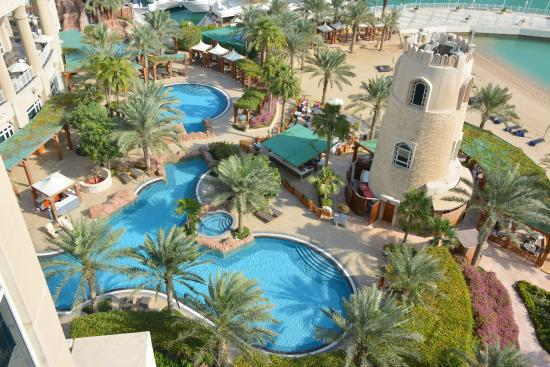 View From Our Room - Picture of Four Seasons Hotel Doha - Tripadvisor