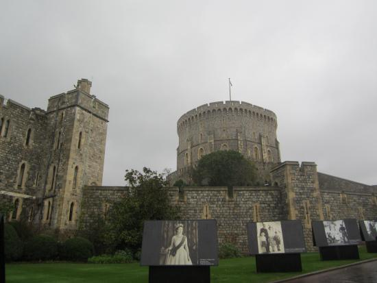 Château de Windsor : The Tower