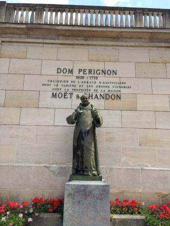Épernay, Frankrike: ドンペリニョン