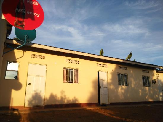 Masaka, Uganda: Main building