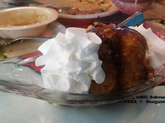 Cottonwood, AZ: Fried Ice Cream