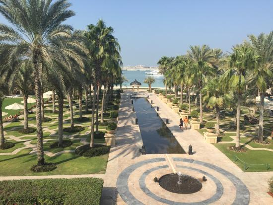 The Palace at One&Only Royal Mirage Dubai: Grounds