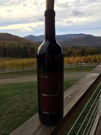 Dyke, VA: Vino Rosso