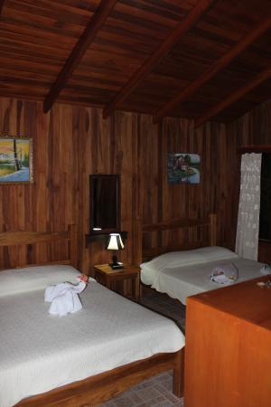 Hotel Rancho Cerro Azul: HABITACIÓN