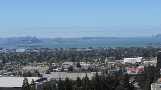University of California, Berkeley: 高台からの景色は抜群