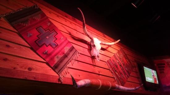 Texas Roadhouse: decor