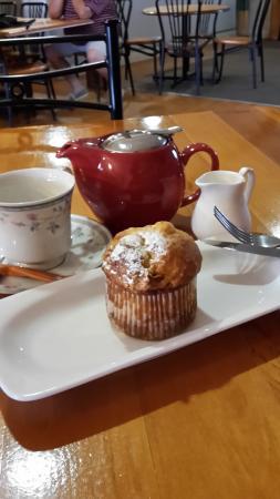 Pirongia, Nueva Zelanda: Tea & china cup
