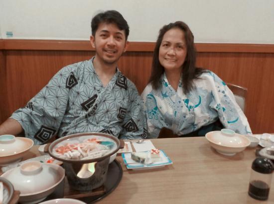 Hakonenomori Okada: Me and Mom