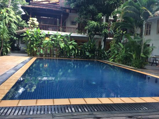 A little oasis in the heart of Phnom Penh
