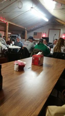 Comanche, TX: Cook's Fish Barn