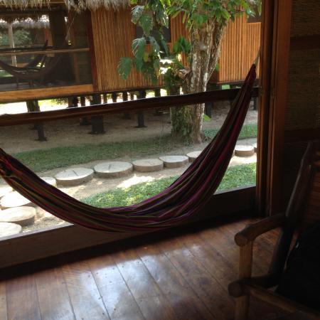 Inkaterra Reserva Amazonica: cabin interior