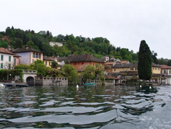 Lake Orta: lac d'orta