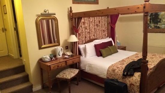 Stower Grange : Bedroom