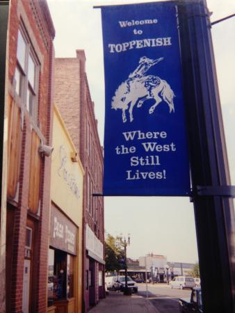 Welcome to Toppenish