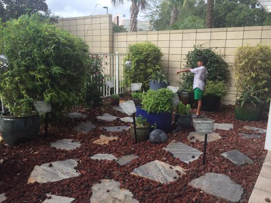 Holiday Inn Orlando – Disney Springs Area: Herb garden