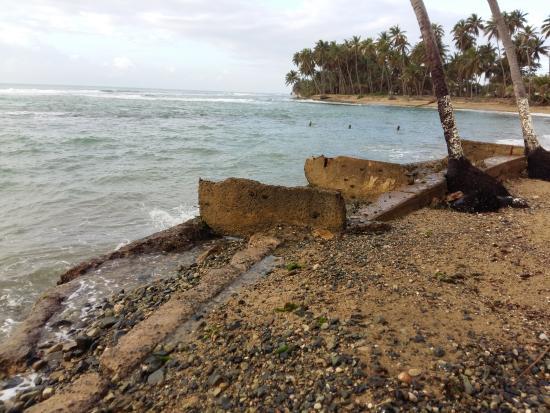 Patillas, Porto Rico : beach