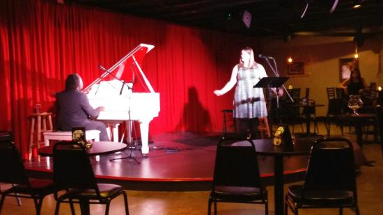 The Red Piano Lounge