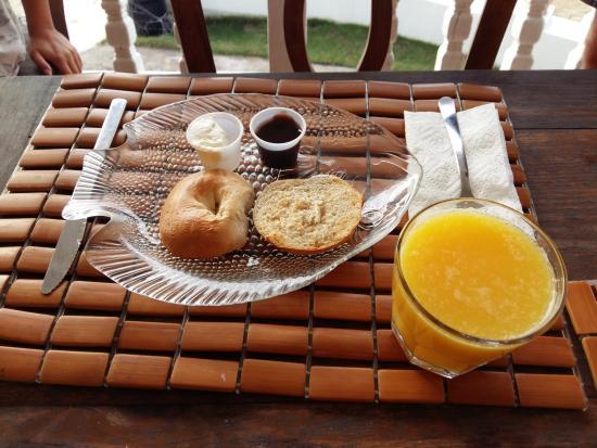 Patillas, Porto Rico : free breakfast