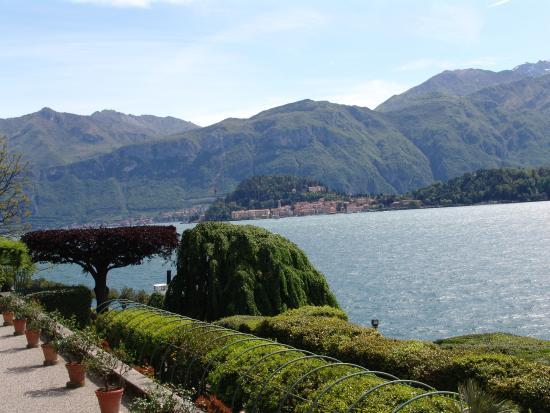 Tremezzina, Italie : vue