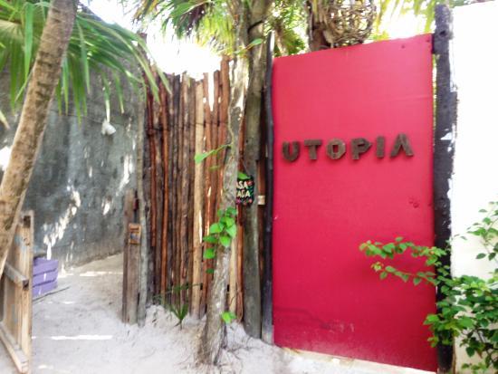 My Tulum Cabanas: Hotel grounds