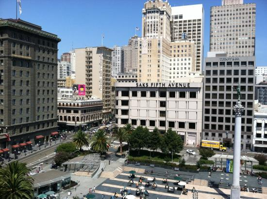 Photo of Chancellor Hotel on Union Square San Francisco