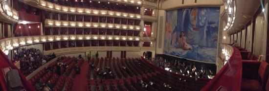 Staatsoper: Opernsaal