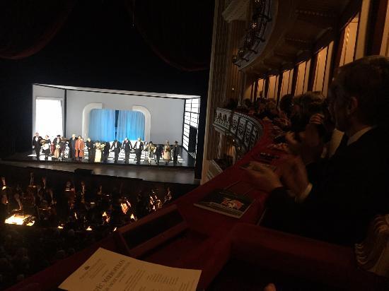 """Staatsoper: Premiere von """"Vec Makropulos"""""""