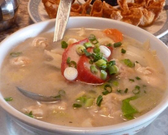 Spokane Valley, Waszyngton: Won Ton Soup...