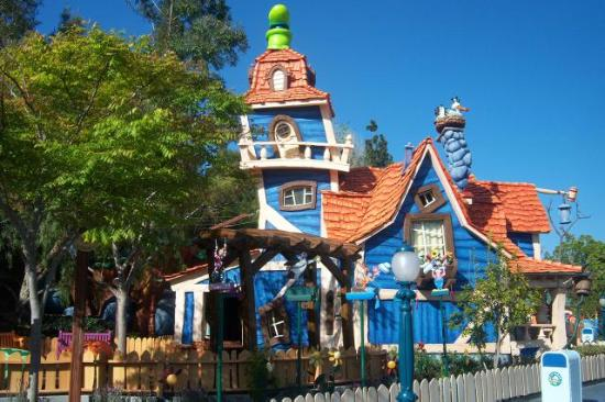 Goofy's Playhouse