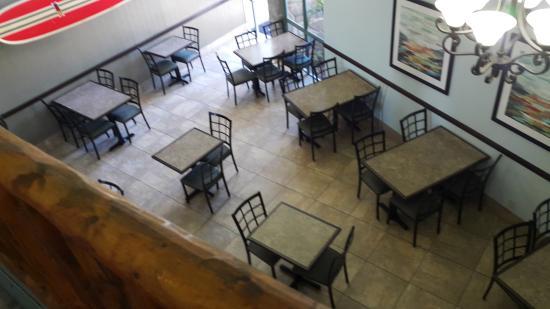 BEST WESTERN PLUS Shore Cliff Lodge: Breakfast room