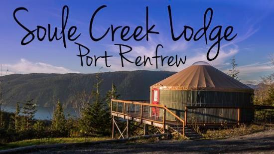 Yurt at Soule Creek Lodge
