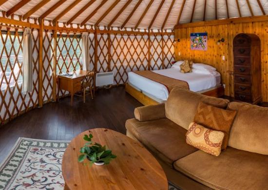 Soule Creek Lodge: Tatoosh Interior