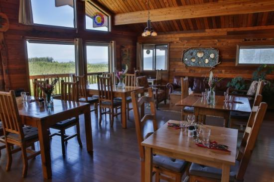 Port Renfrew, Canadá: Dining With A View