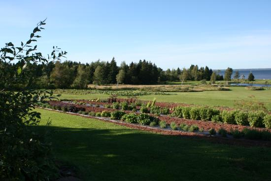 Amherst, Kanada: The Herb Garden