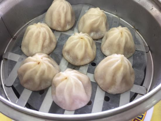 Montebello, Kalifornia: Juicy Xiao Long Bao