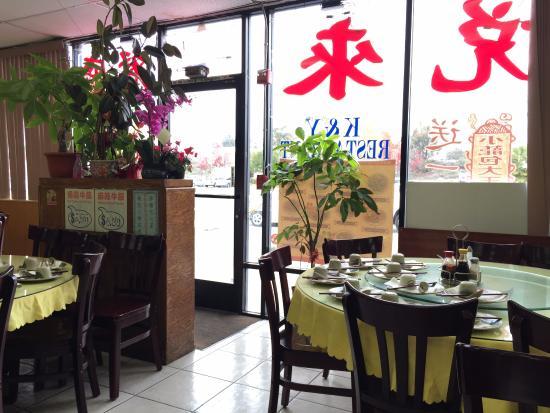 Montebello, كاليفورنيا: Kuan's Restaurant