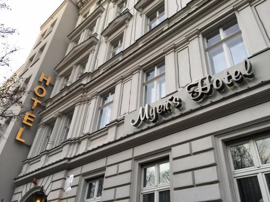 Myer S Hotel Berlin Picture Of Myer S Hotel Berlin Berlin