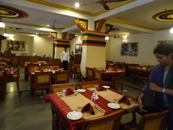 The Silver Tips Munnar: dining area