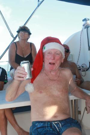Κόλπος Simpson (Λιμνοθάλασσα), Άγιος Μαρτίνος: Merry Christmas!!!!